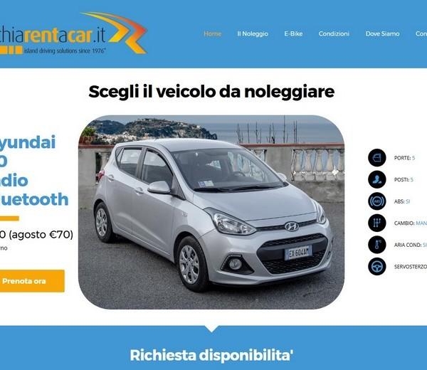Ischia Rent a Car, l' autonoleggio ad Ischia